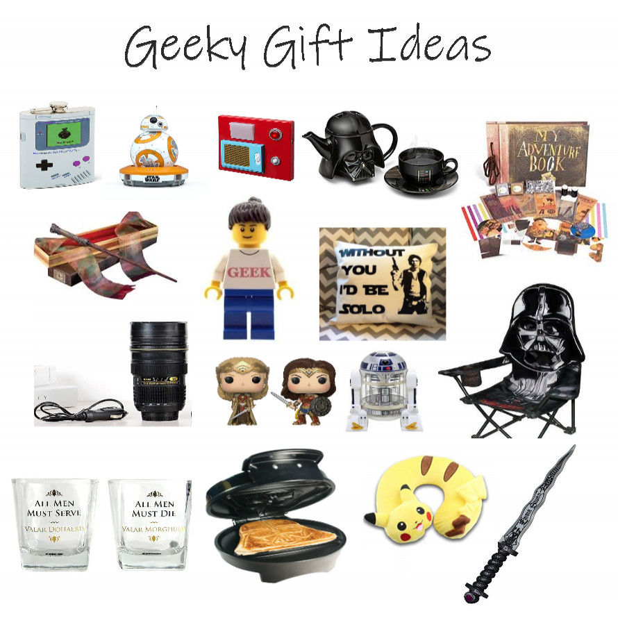Best ideas about Nerdy Gift Ideas . Save or Pin Geeky Gift Ideas Geek Gifts Cool Gad s and Unusual Now.