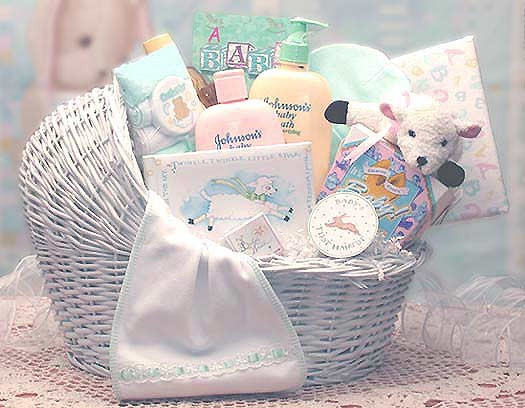 Best ideas about New Baby Boy Gift Ideas . Save or Pin Newborn Baby Blue Bassinet Gift Collection Now.