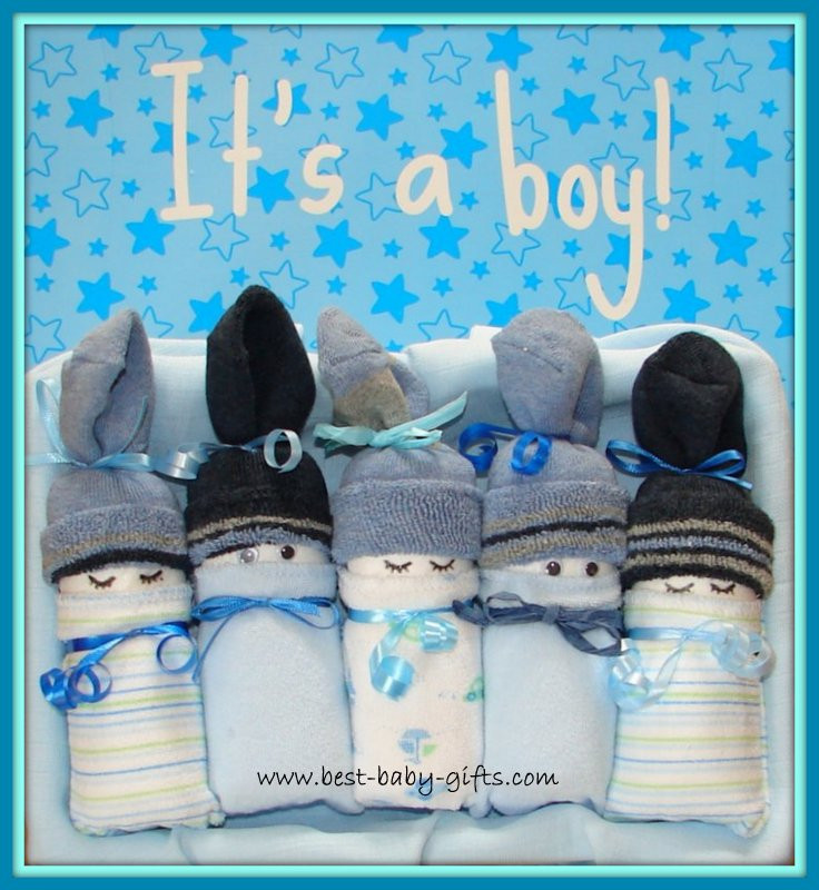 Best ideas about New Baby Boy Gift Ideas . Save or Pin Baby Boy Gifts t ideas for newborn boys and twin boys Now.
