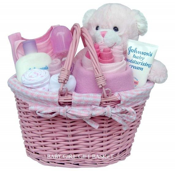 Best ideas about New Baby Girl Gift Ideas . Save or Pin 199 best images about Baby hamper decoration on Pinterest Now.