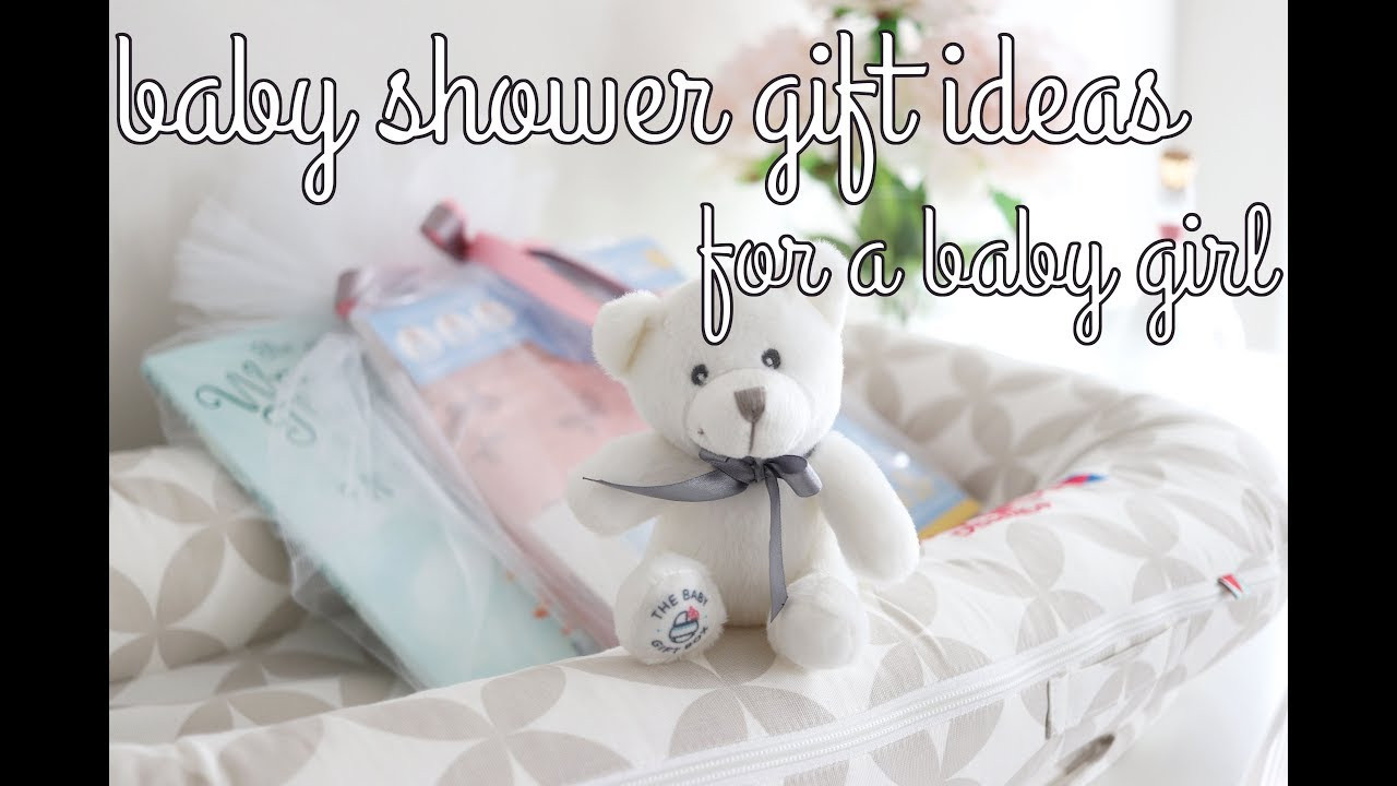Best ideas about New Baby Girl Gift Ideas . Save or Pin Baby Shower Gift Ideas for a Baby Girl Now.