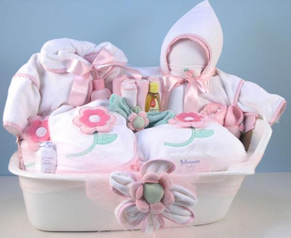 Best ideas about New Baby Girl Gift Ideas . Save or Pin Baby Shower Gift Ideas Easyday Now.