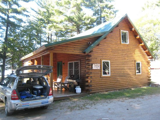 Best ideas about New England Outdoor Center . Save or Pin Our cabin Picture of New England Outdoor Center NEOC Now.