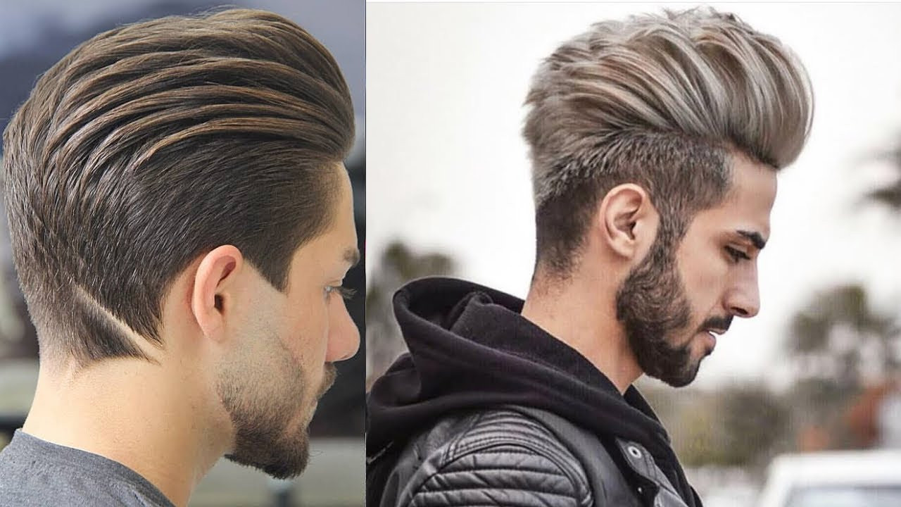 Best ideas about New Mens Hairstyle 2019 . Save or Pin Best Trendy Haircut for Men 2019 Now.