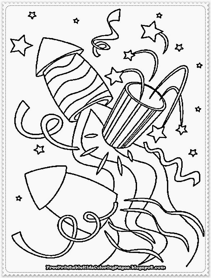 Best ideas about New Years Printable Coloring Sheets . Save or Pin New Year Printable Coloring Pages Free Printable Kids Now.