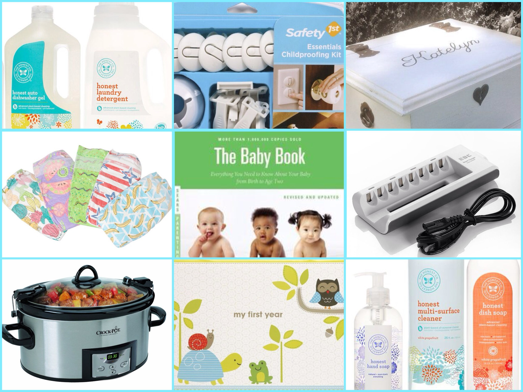 Best ideas about Newborn Baby Gift Ideas For Parents . Save or Pin 8 of the Best and Most Useful Gift Ideas for New Parents Now.