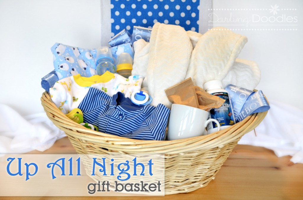 Best ideas about Newborn Baby Gift Ideas For Parents . Save or Pin Up All Night Survival Kit Darling Doodles Now.