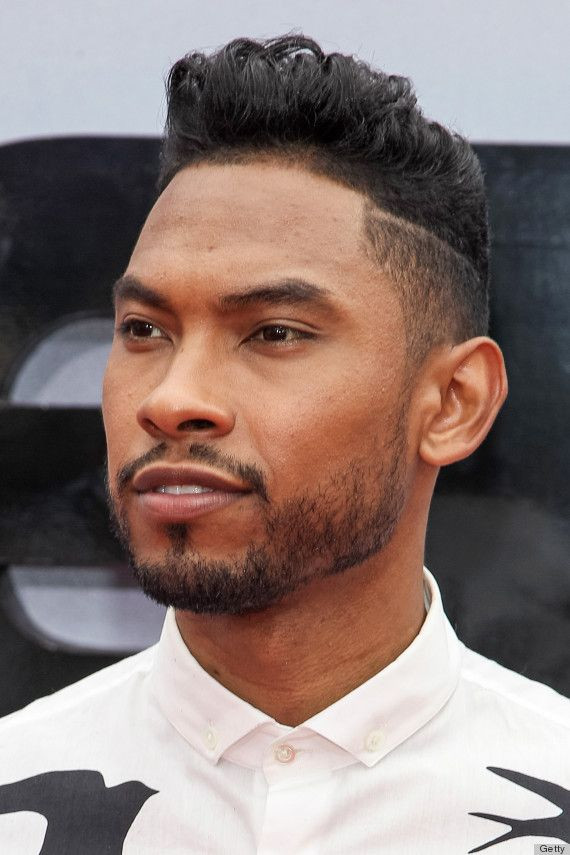 Best ideas about Nice Haircuts For Black Guys . Save or Pin 9 Male Celebrities Who Give Us Major Hair Envy PHOTOS Now.