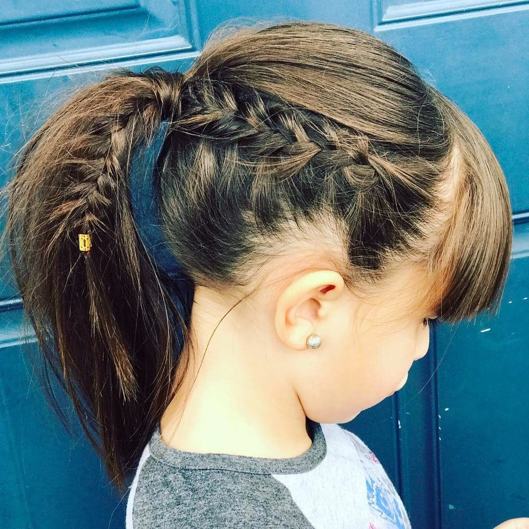 Best ideas about Nice Hairstyle For Girls . Save or Pin nice 45 Stunning Little Girls Hairstyles Creative Styles Now.