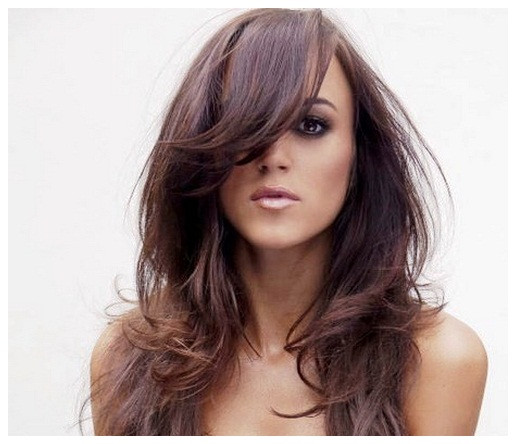 Best ideas about Nice Hairstyle For Girls . Save or Pin 27 Beautiful Haircuts For Long Hair Now.