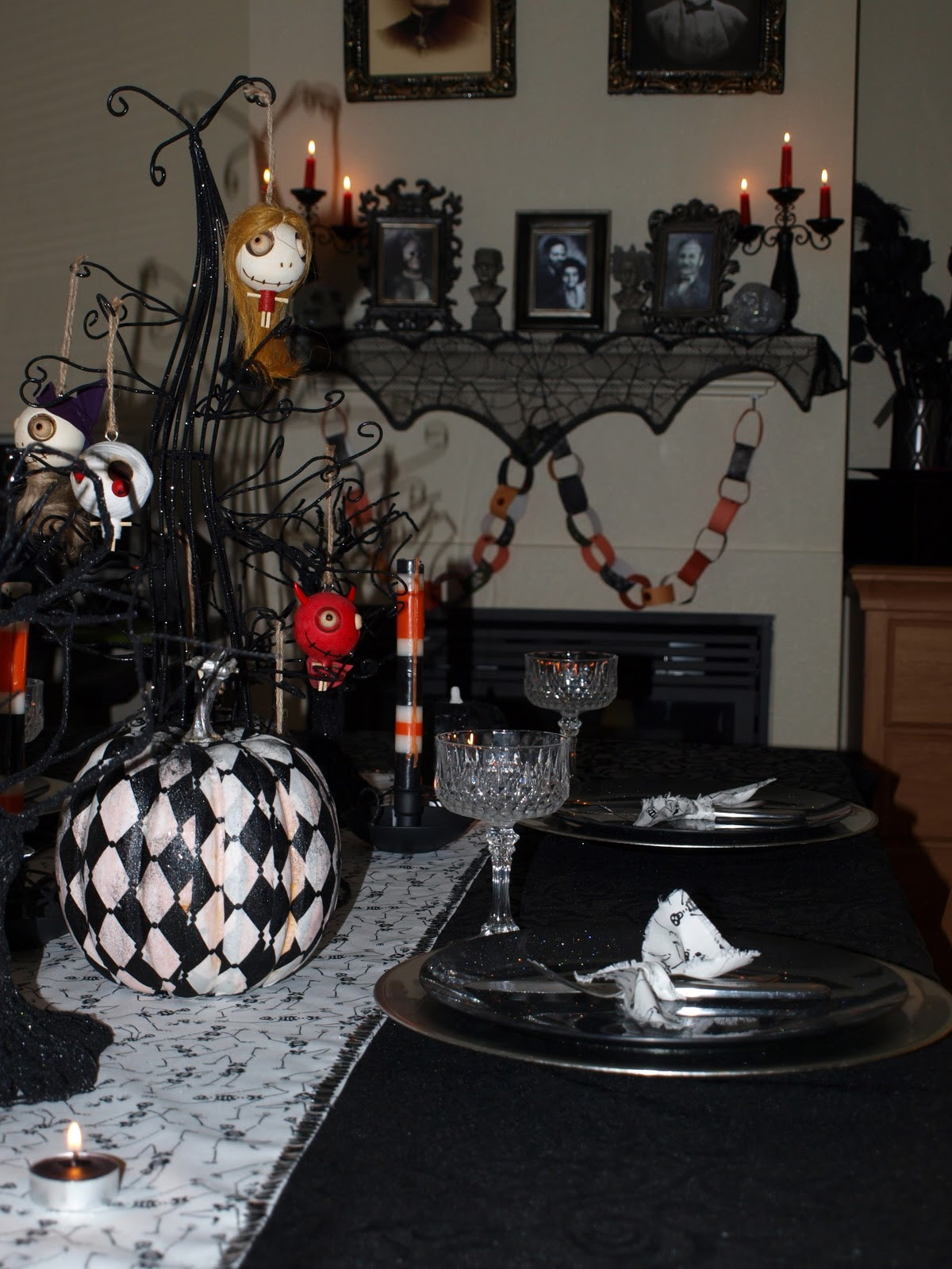 """Best ideas about Nightmare Before Christmas Birthday Decorations . Save or Pin Measurements of Merriment """"The Nightmare Before Christmas Now."""