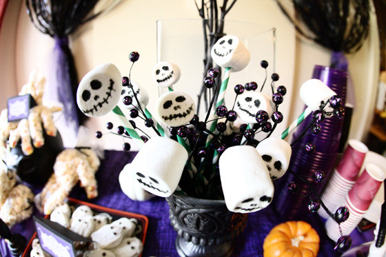 Best ideas about Nightmare Before Christmas Birthday Decorations . Save or Pin 10 Fun Alternative Themes for Your fice Christmas Party Now.
