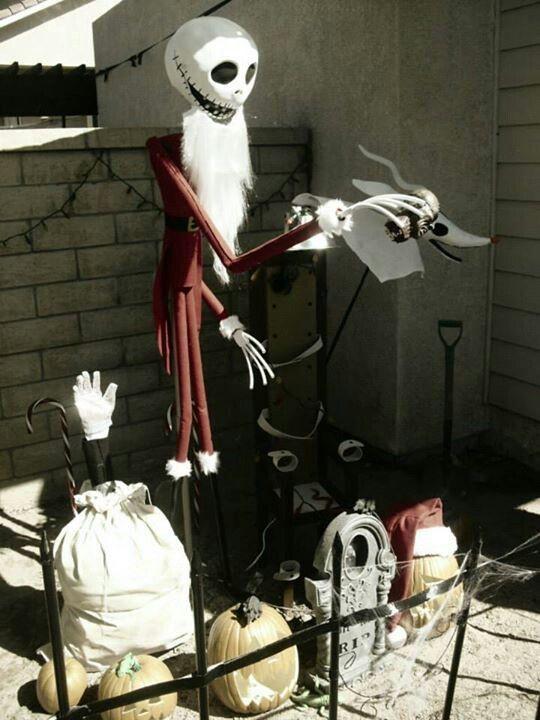 Best ideas about Nightmare Before Christmas Decorations DIY . Save or Pin Sandy claws nightmare before Christmas Now.