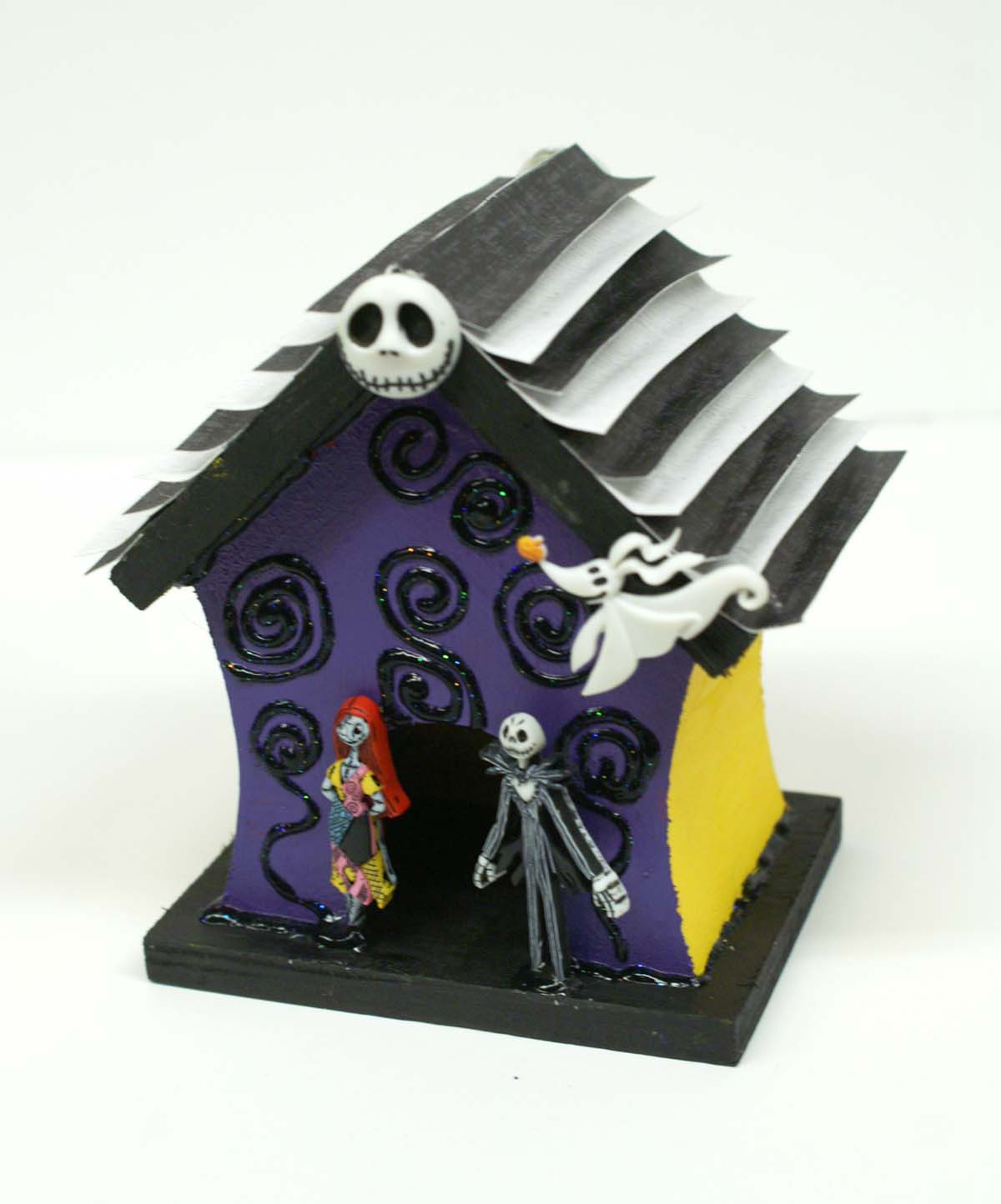 Best ideas about Nightmare Before Christmas Decorations DIY . Save or Pin Ben Franklin Crafts and Frame Shop DIY Nightmare Before Now.