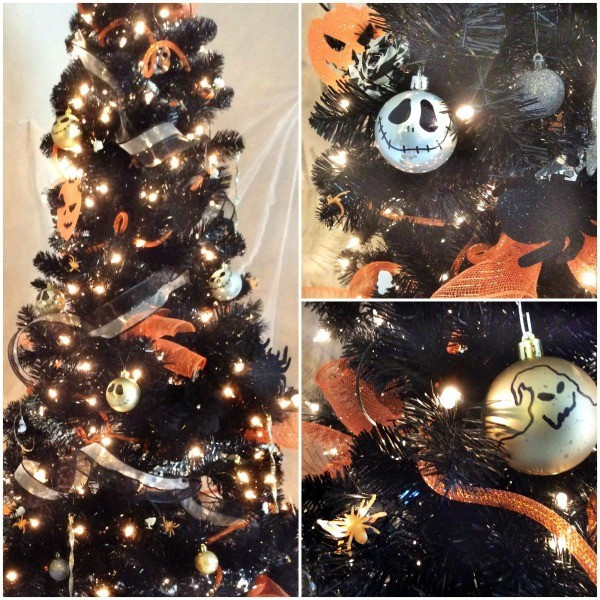Best ideas about Nightmare Before Christmas Decorations DIY . Save or Pin DIY Nightmare Before Christmas Halloween Tree Now.