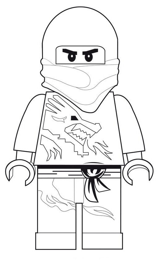 Best ideas about Ninjago Coloring Pages For Kids . Save or Pin Lego Ninjago Coloring Pages Now.