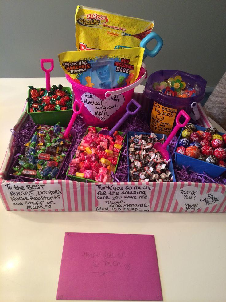 Best ideas about Nurse Gift Basket Ideas . Save or Pin 25 Best Ideas about Nurses Week Gifts on Pinterest Now.