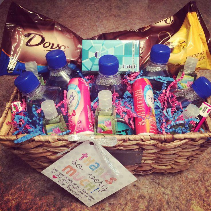 Best ideas about Nurse Gift Basket Ideas . Save or Pin 1000 ideas about Nurse Gift Baskets on Pinterest Now.