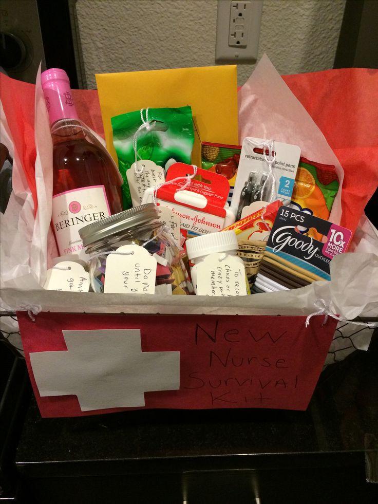 Best ideas about Nurse Gift Basket Ideas . Save or Pin 17 Best ideas about Nurse Gift Baskets on Pinterest Now.