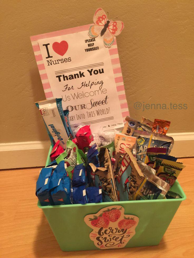 Best ideas about Nurse Gift Basket Ideas . Save or Pin Best 25 Labor nurse t ideas on Pinterest Now.