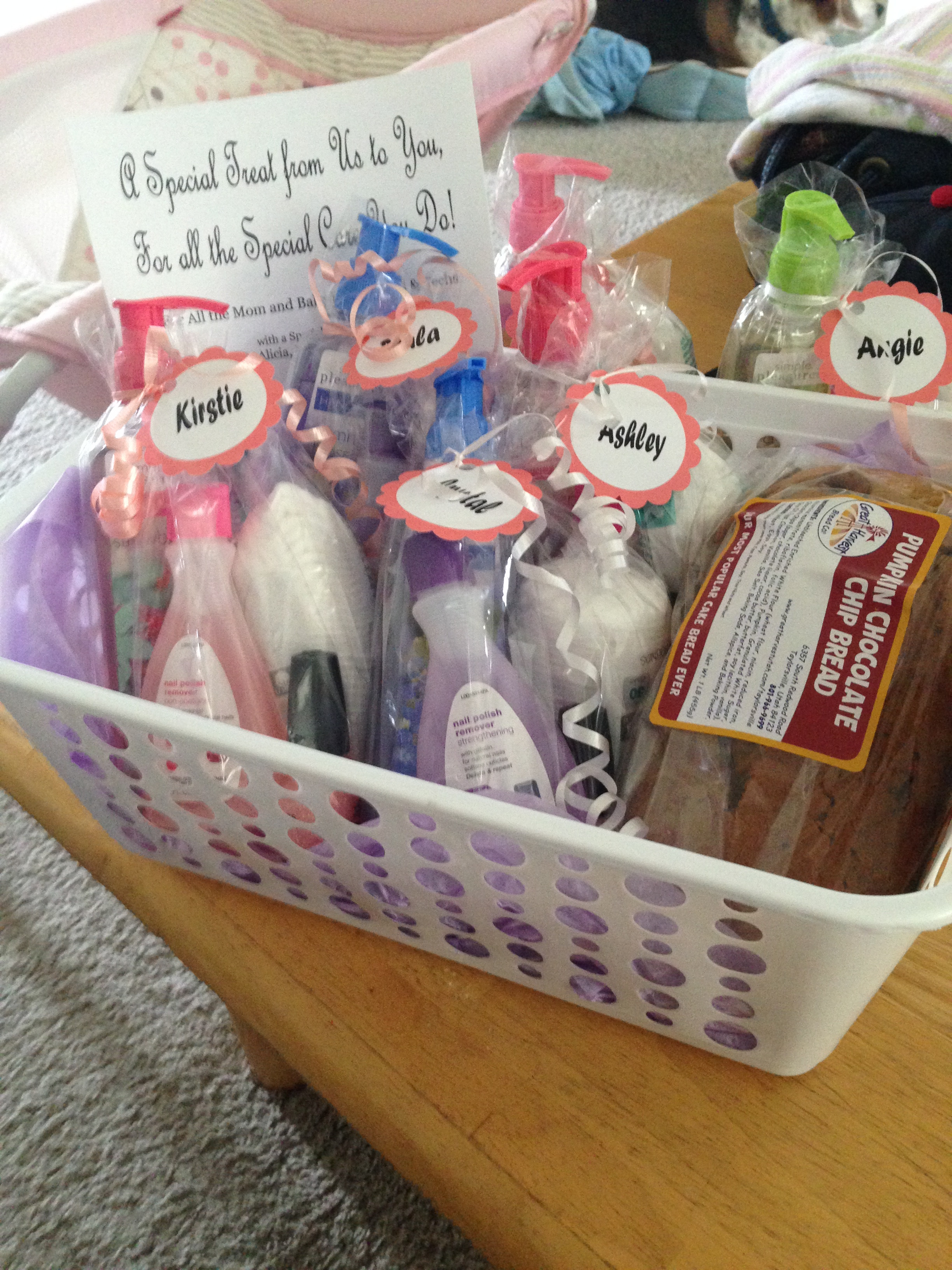Best ideas about Nurse Gift Basket Ideas . Save or Pin Nurses Gifts Now.