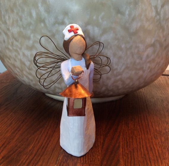 Best ideas about Nurse Grad Gift Ideas . Save or Pin Nurse RN Gift Florence Nightingale w Lantern and Silver Now.