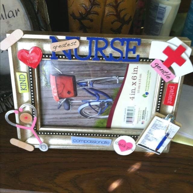 Best ideas about Nursing School Graduation Gift Ideas . Save or Pin 19 best Nurse wine cup ideas images on Pinterest Now.