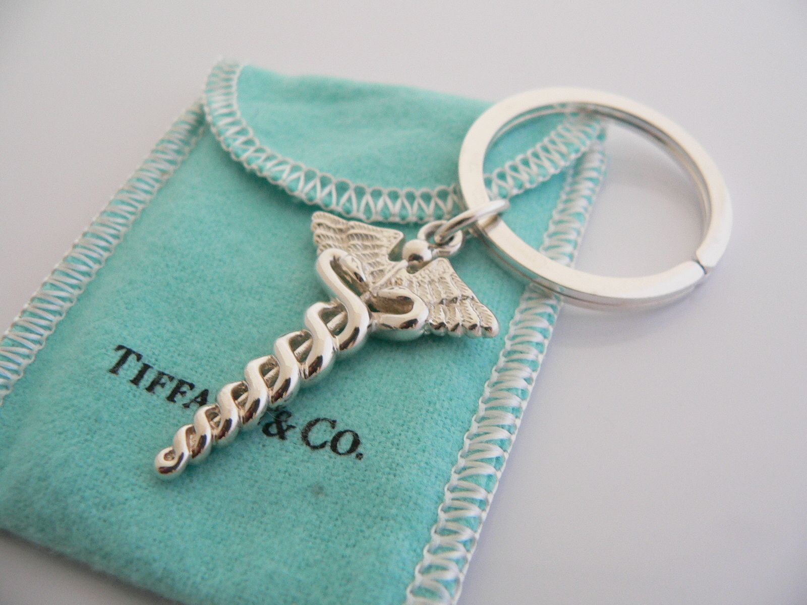 Best ideas about Nursing School Graduation Gift Ideas . Save or Pin Beautiful Tiffany & Co Keychain Great idea for grad Now.