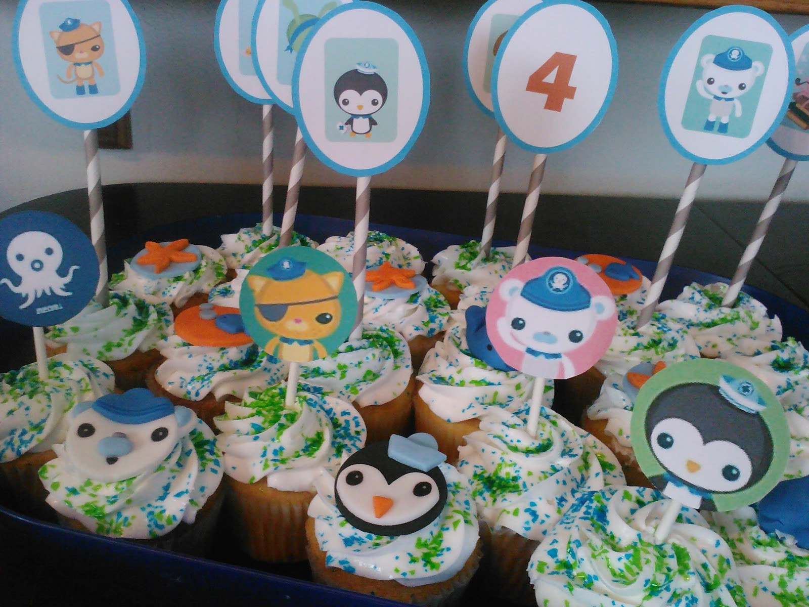 Best ideas about Octonaut Birthday Party Supplies . Save or Pin Savvy Style Mindful Home Octonauts Birthday Party Now.