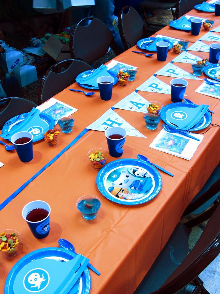 Best ideas about Octonaut Birthday Party Supplies . Save or Pin 59 best Octonauts birthday party ideas images on Pinterest Now.