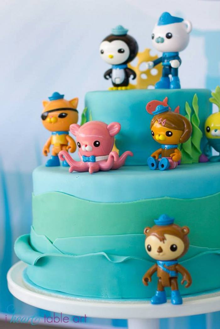 Best ideas about Octonaut Birthday Party Supplies . Save or Pin Kara s Party Ideas Octonauts themed birthday party via Now.