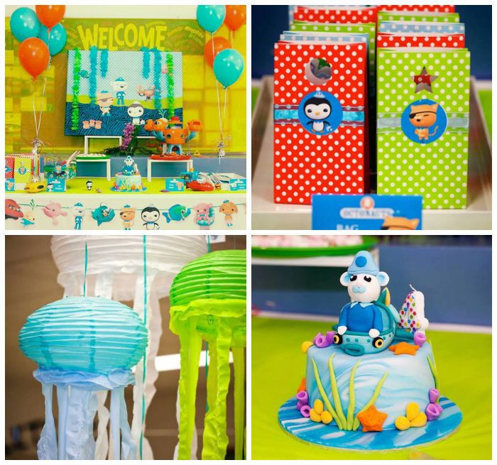 Best ideas about Octonaut Birthday Party Supplies . Save or Pin 25 best Caitlin s Birthday images on Pinterest Now.