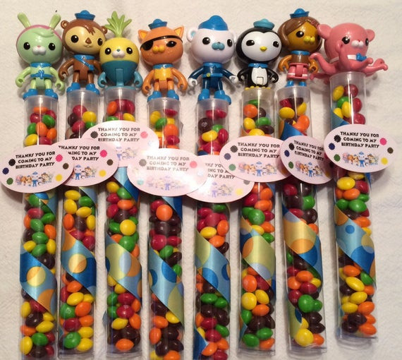 Best ideas about Octonaut Birthday Party Supplies . Save or Pin Items similar to Octonaut Birthday Party Favors on Etsy Now.