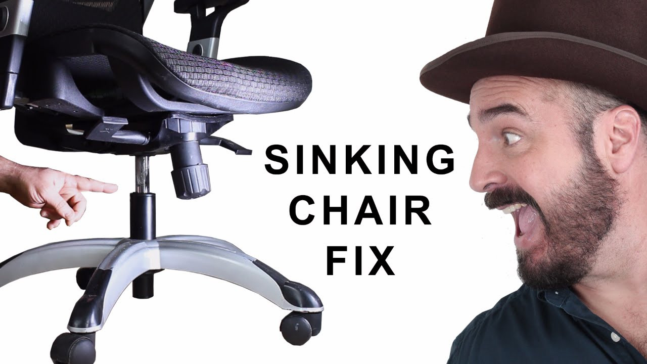 Best ideas about Office Chair Keeps Sinking . Save or Pin How To Stop Desk Chair From Sinking Now.