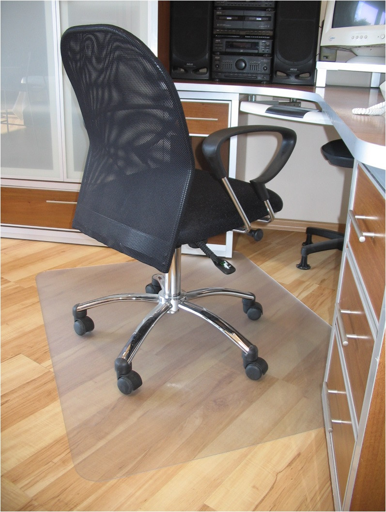 """Best ideas about Office Chair Mats . Save or Pin ProSource 48"""" x 36"""" Clear Rectangular PVC fice Chair Now."""