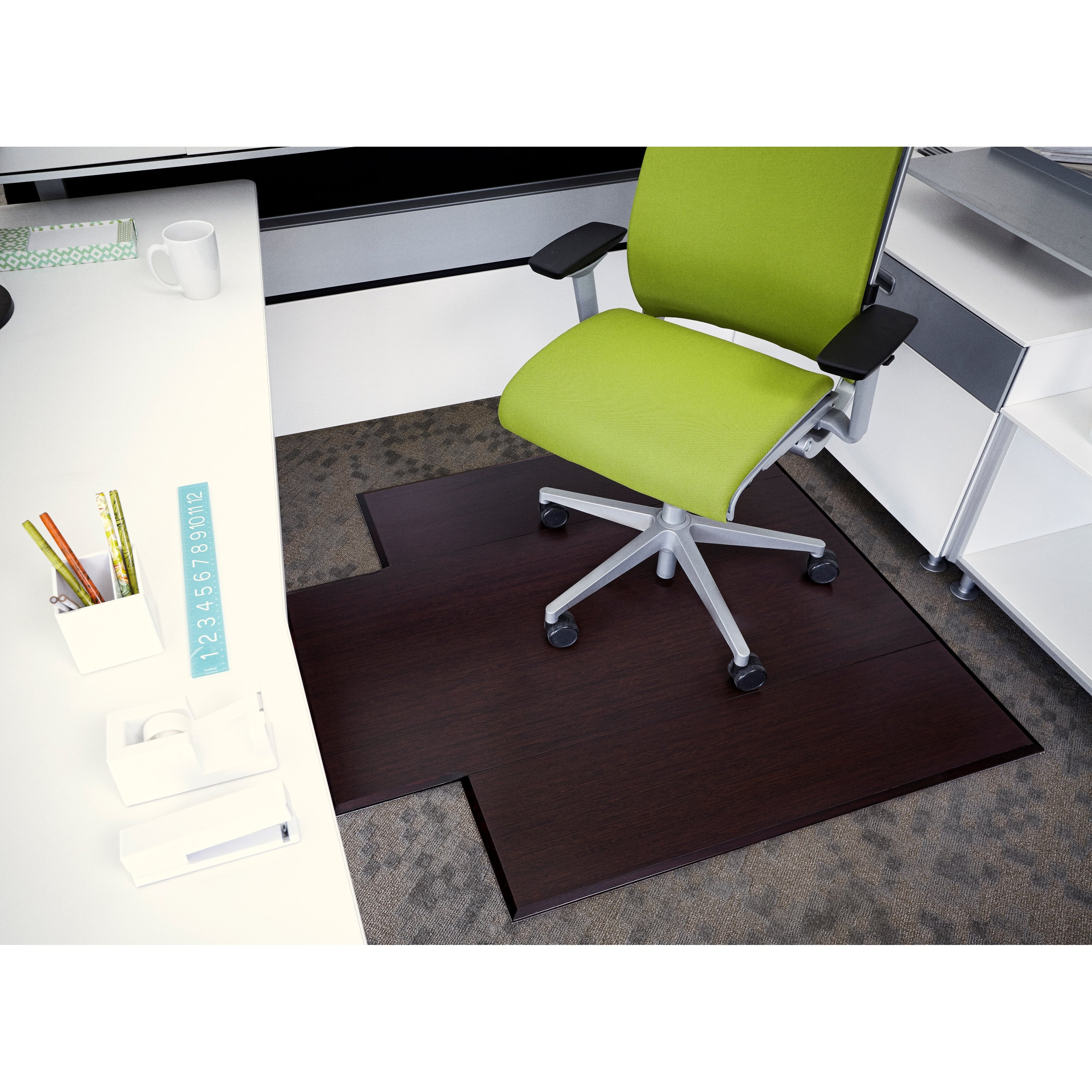 Best ideas about Office Chair Mats . Save or Pin Wildon Home Executive Bamboo fice Chair Mat & Reviews Now.
