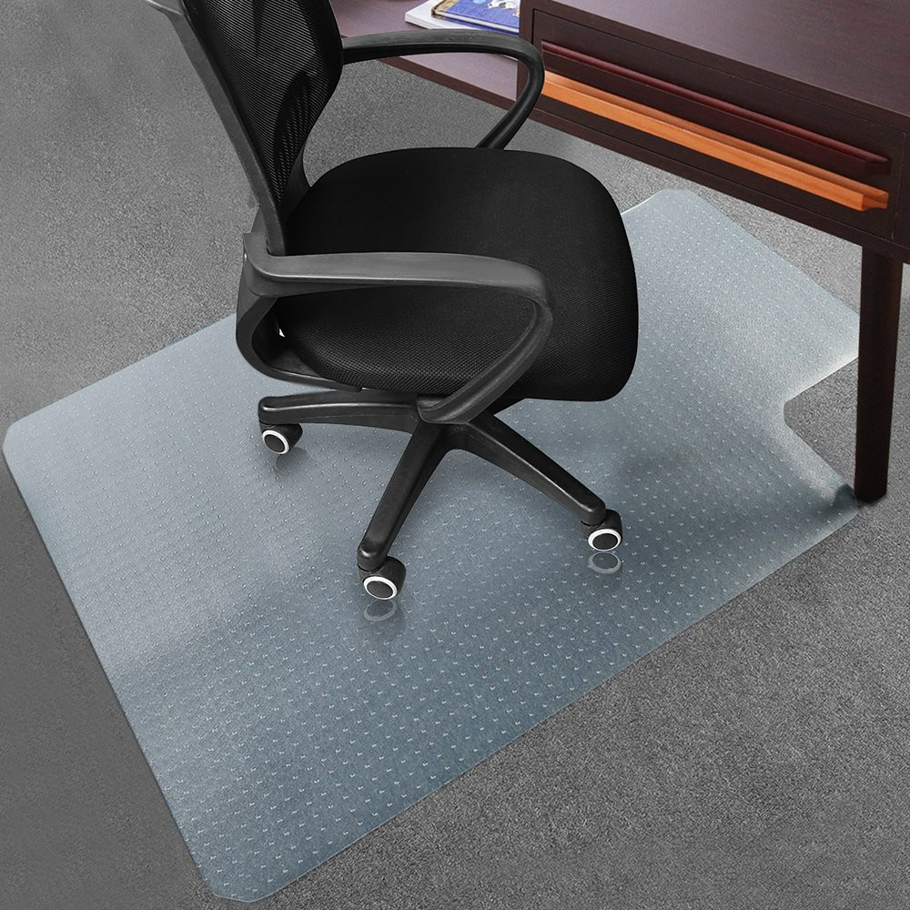 Best ideas about Office Chair Mats . Save or Pin fice Desk Chair Mat for Carpet Anti Slip PVC Hard Wood Now.