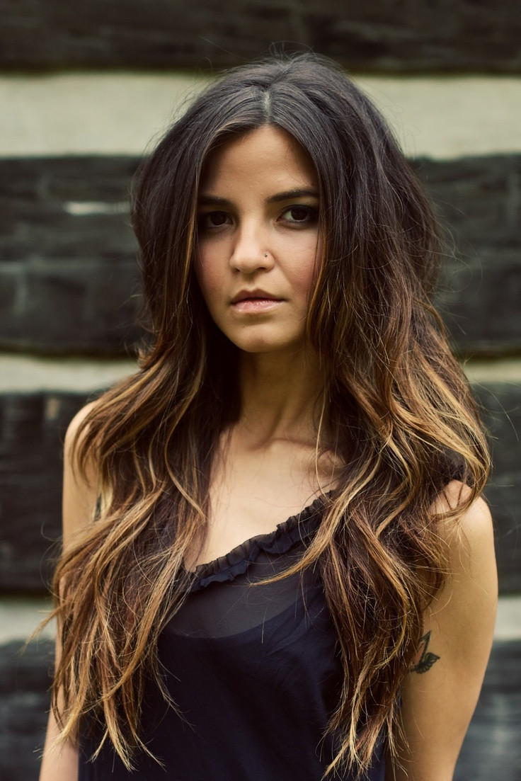 Best ideas about Ombre Hairstyles . Save or Pin Ombre Hairstyles for Brunettes Sortashion Now.