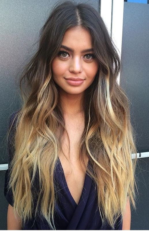 Best ideas about Ombre Hairstyles . Save or Pin Balayage vs Ombré The Difference Between Ombré & Balayage Now.