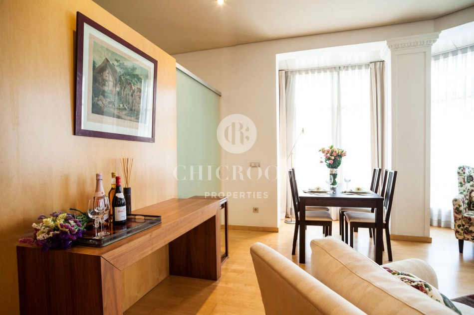 Best ideas about One Bedroom Apartment For Rent . Save or Pin Furnished 1 bedroom apartment for rent Sant Gervasi Now.
