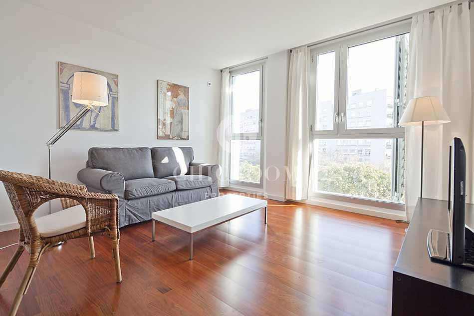 Best ideas about One Bedroom Apartment For Rent . Save or Pin Furnished 1 bedroom apartment for rent in Barceloneta Now.