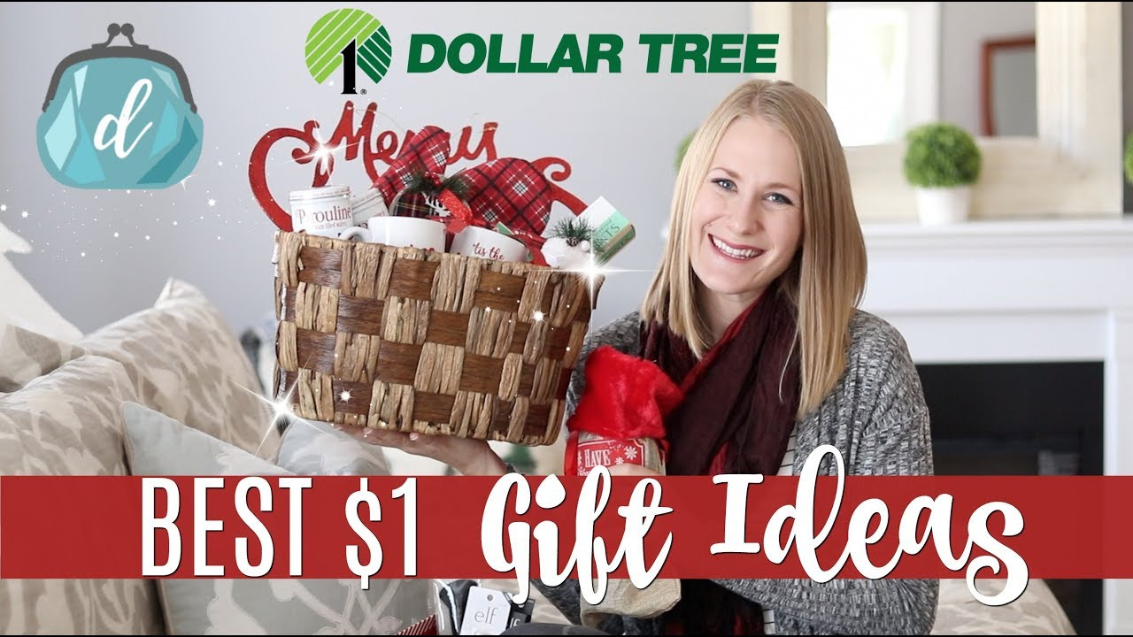 Best ideas about One Dollar Gift Ideas . Save or Pin $1 DOLLAR TREE GIFT IDEAS not tacky 🎄 Huge Haul & New Now.