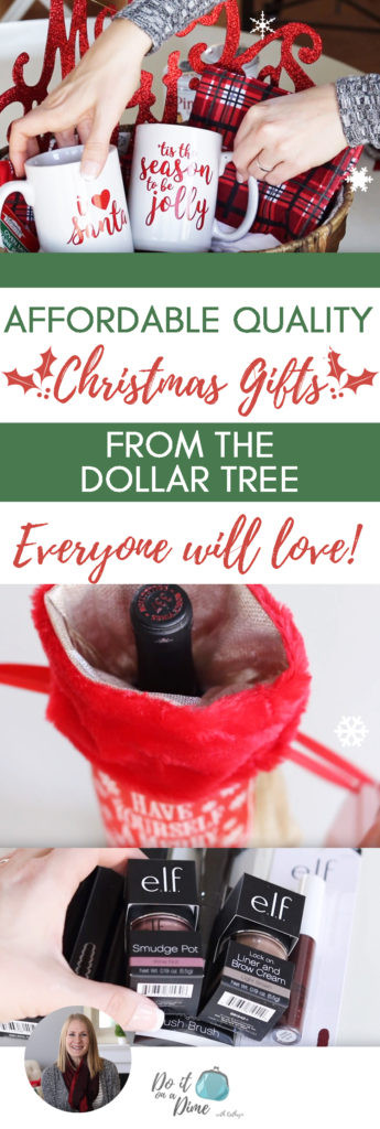 Best ideas about One Dollar Gift Ideas . Save or Pin $1 Dollar Tree Gift Ideas not tacky Now.