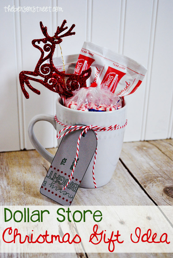 Best ideas about One Dollar Gift Ideas . Save or Pin Ribbon Christmas Card Garland Amy Latta Creations Now.