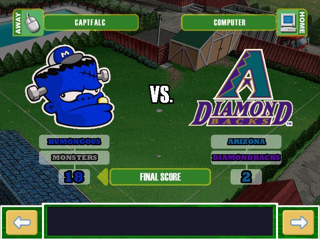 Best ideas about Operation Backyard Brawl . Save or Pin Backyard Brawl Backyard Baseball 2001 Page 3 Now.