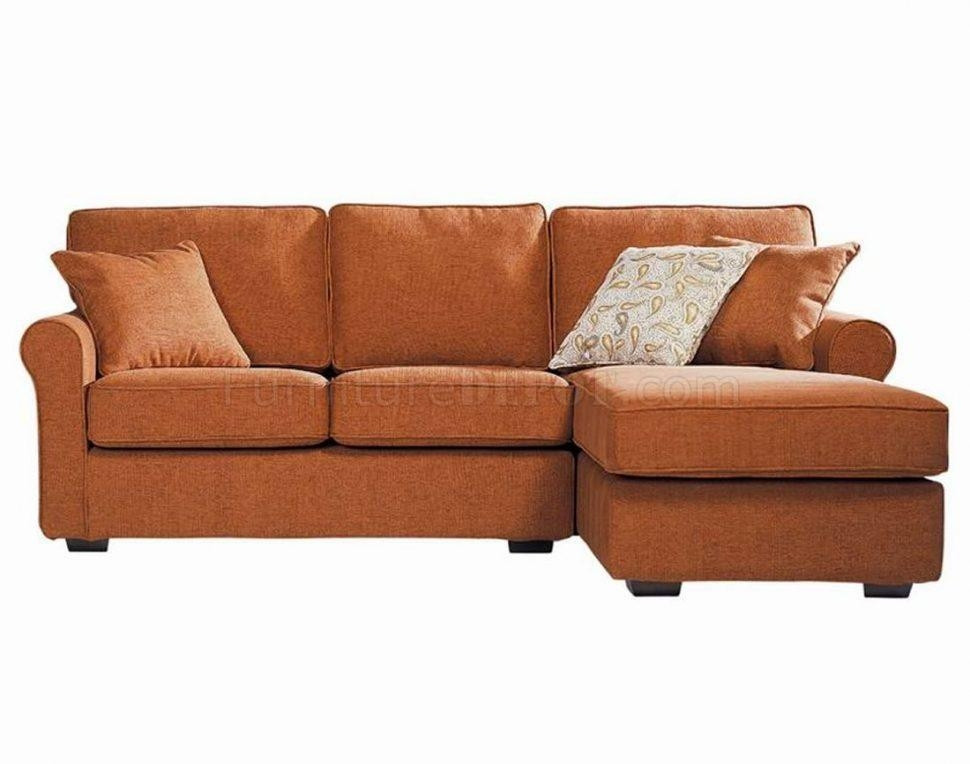 Best ideas about Orange Leather Sofa . Save or Pin 20 Ideas of Burnt Orange Leather Sofas Now.