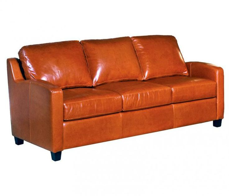 Best ideas about Orange Leather Sofa . Save or Pin Burnt Orange Leather Sofa Burnt Orange Leather Sofa Used Now.