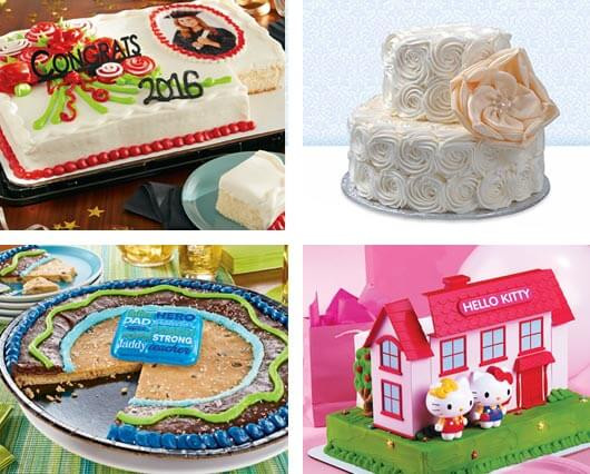 Best ideas about Order Birthday Cake Online Walmart . Save or Pin Walmart Cake Prices Custom Celebration Cakes for Any Now.