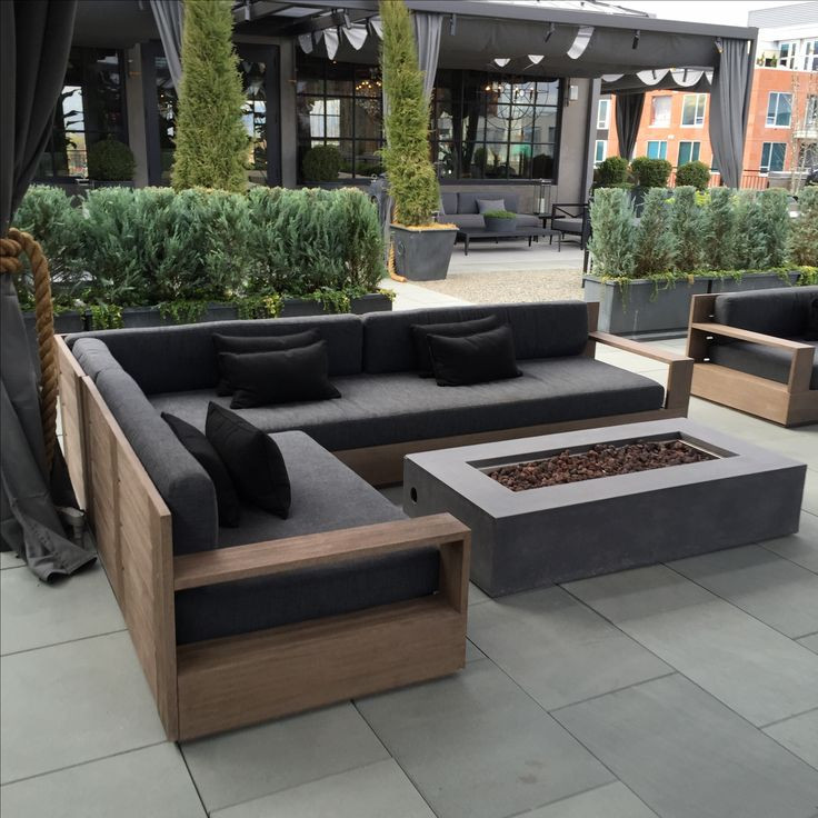 Best ideas about Outdoor Furniture DIY . Save or Pin 25 best ideas about Outdoor couch on Pinterest Now.