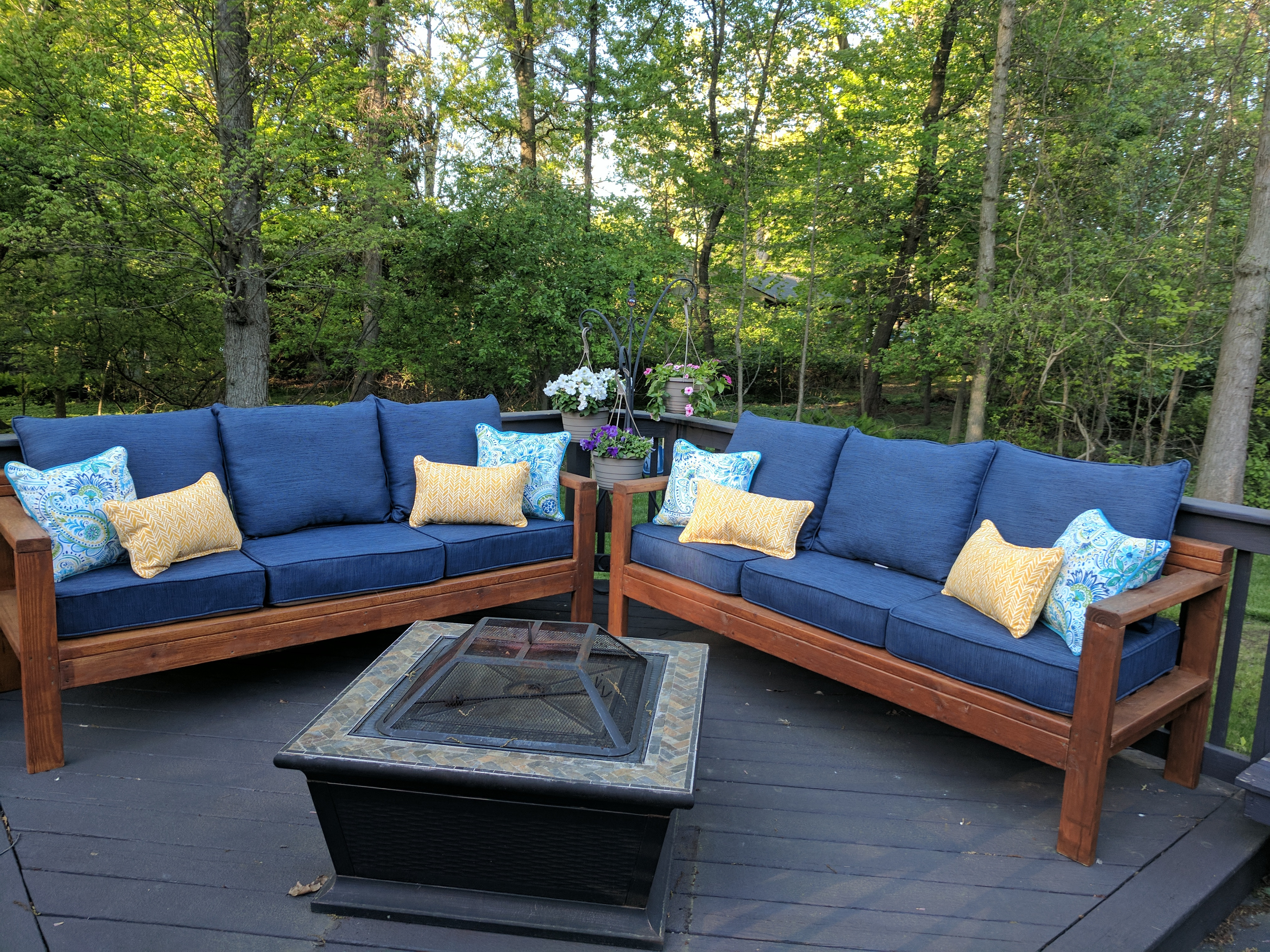 Best ideas about Outdoor Furniture DIY . Save or Pin Ana White Now.